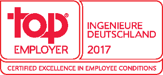 Top Employer Ingenieure Deutschland 2017